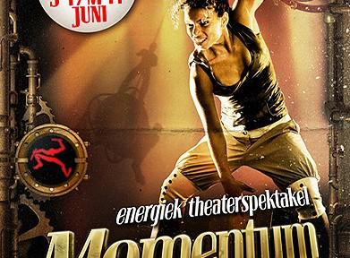 Mayumana komt met nieuwe show 'Momentum' naar Rotterdam