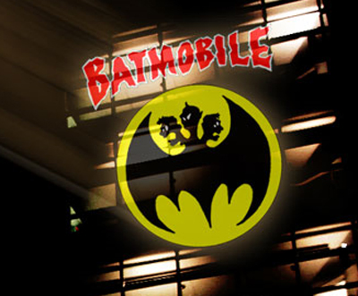 Screenshot van batmobileforever.com
