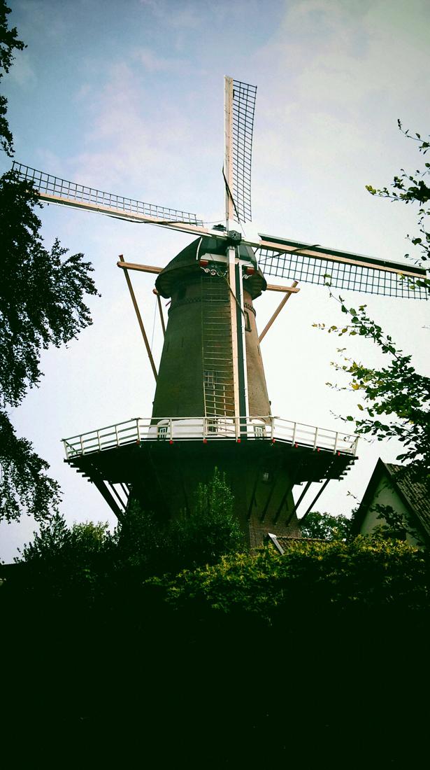 Molen De Hoop @ Loenen aan de Vecht (20-08-2011)