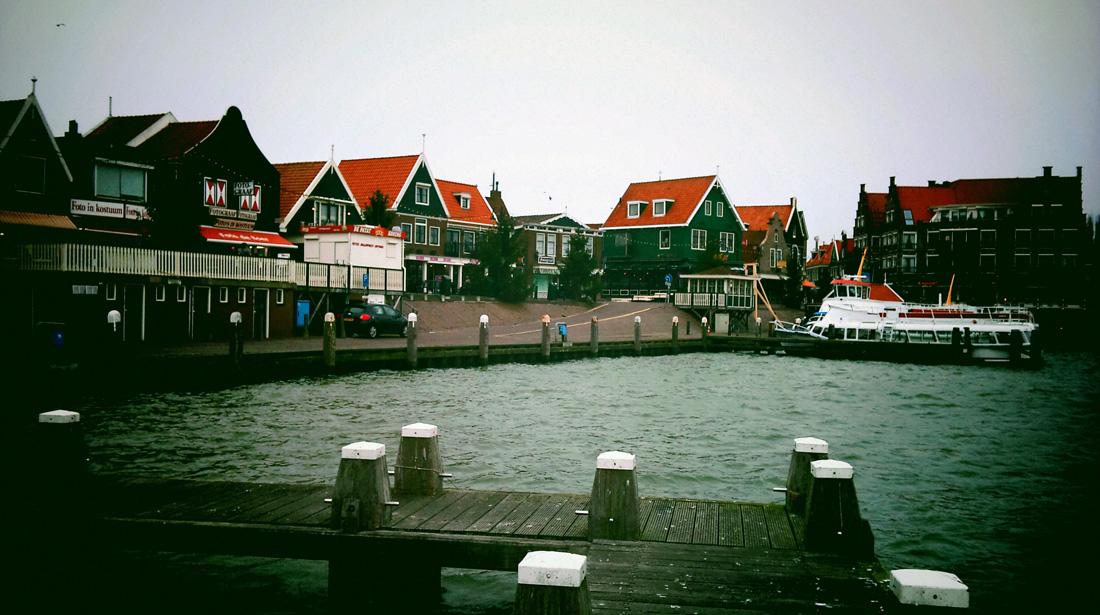 Dagje BHV-en in Volendam @ 8-12-2011