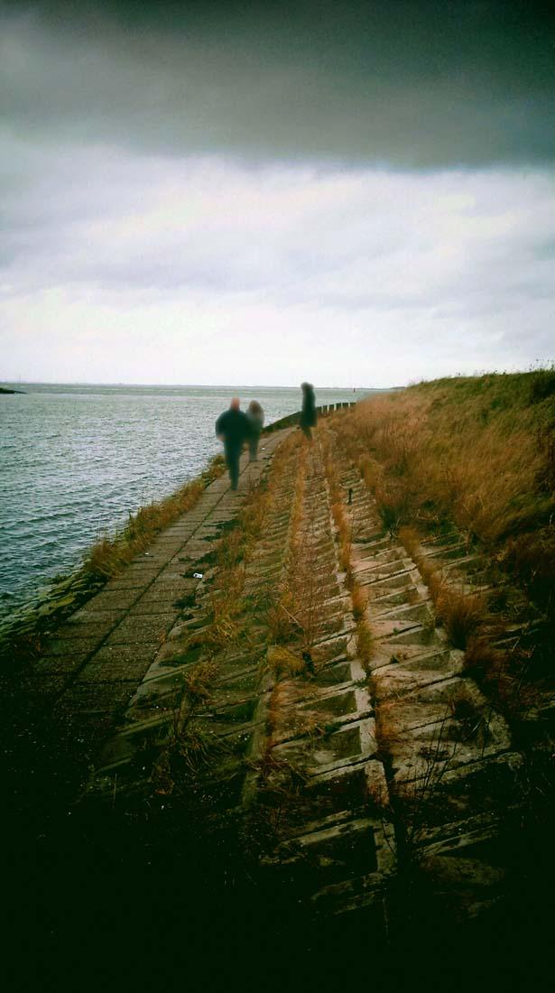 Zeedijk Terneuzen Haven @ 25-12-2011