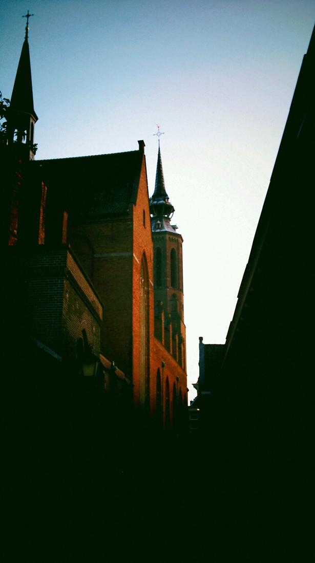 Kerktoren in Utrecht centrum @ 2012-05-16 21:39u
