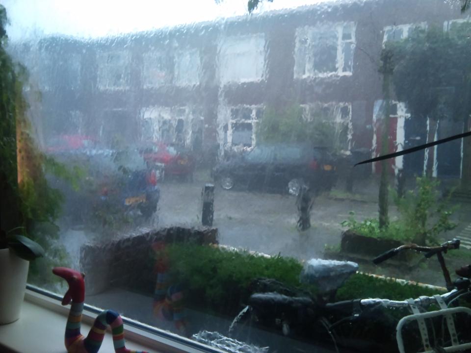 Vette hoosbui direct na thuiskomst @ 05-08-2012 17:45u