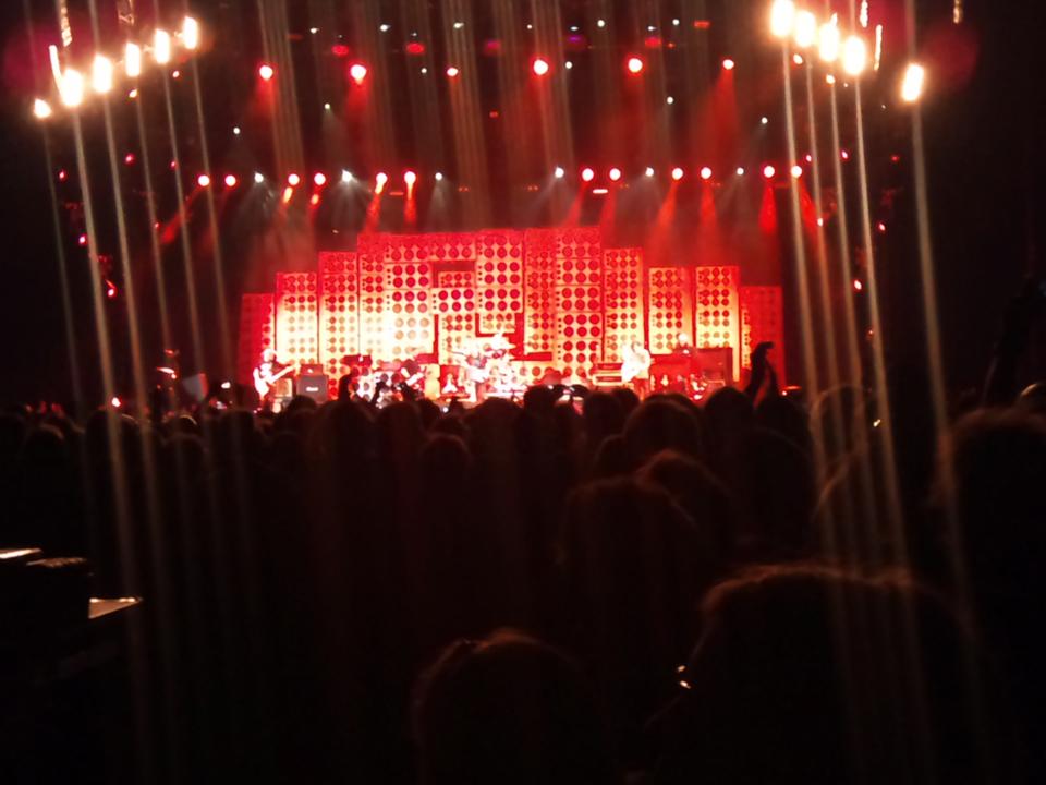 Pearl Jam at Ziggo Dome @ 26-06-2012 20:45u