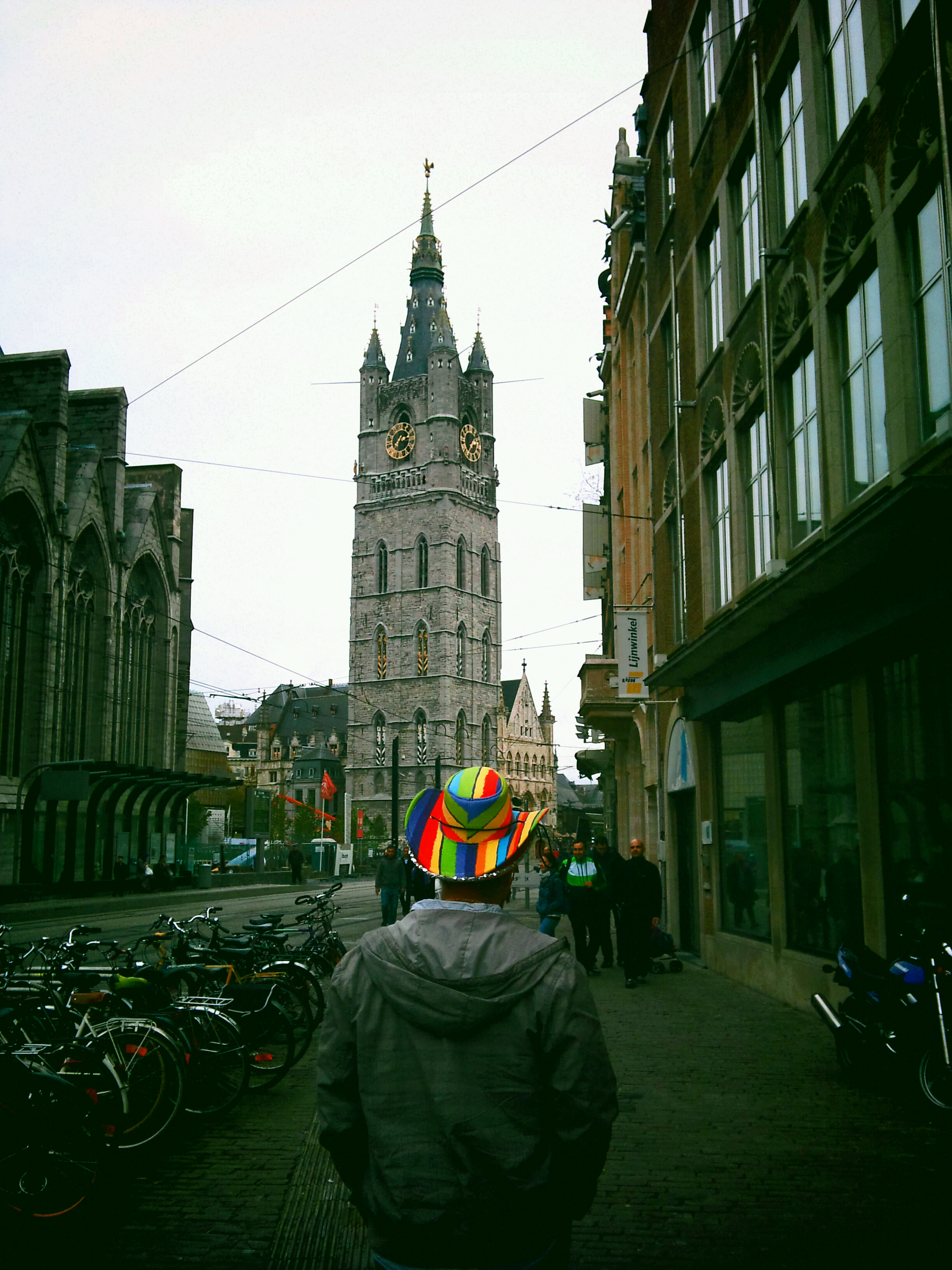 Vrijgezellig in Gent (B) @ 06-10-2012 08:53u